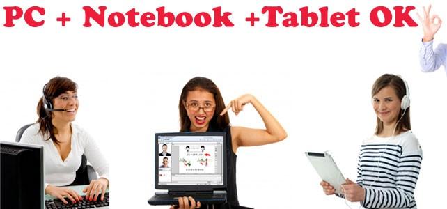 Como fazer Aulas via I-Pad ou Tablets